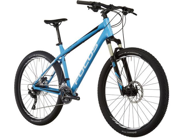 FOCUS Black Forest LTD MTB Hardtail blå | MTB
